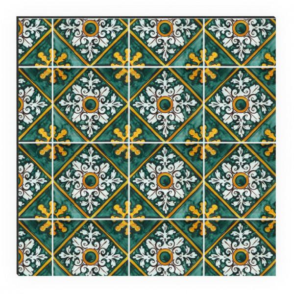 Kitchen Panel Verde Fliese
