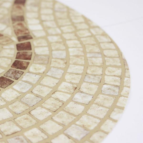 Step On Marble Stone Mosaik