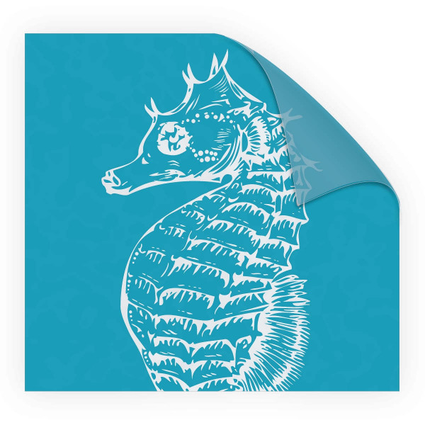 Look Seahorse Turquoise