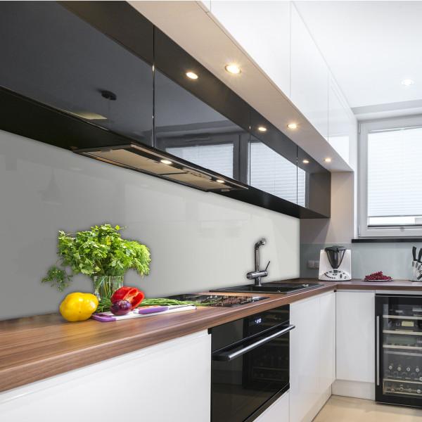 Kitchen Panel Hellgrau 3