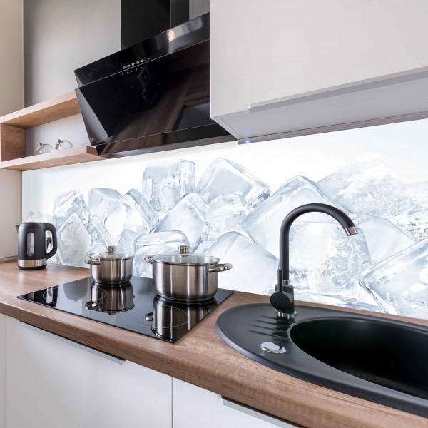 Kitchen Panel Eiswürfel