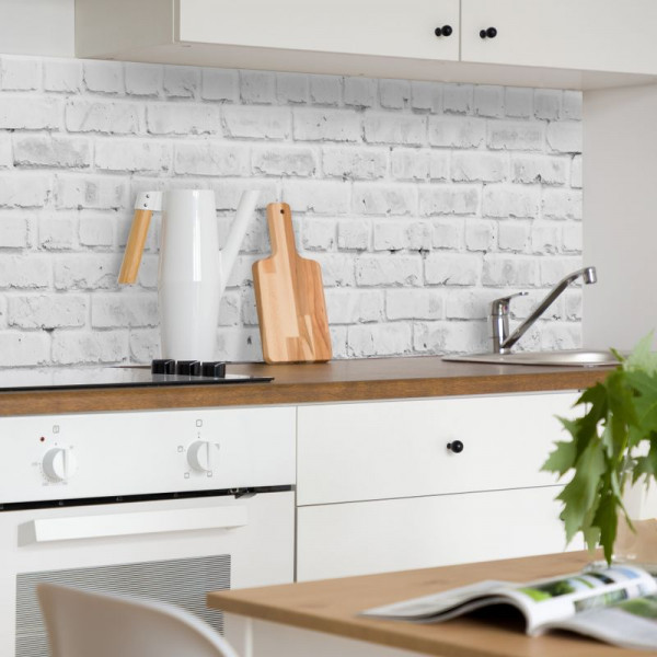 Kitchen Panel Mauerwerk 2
