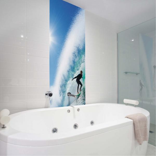 Shower Surfing USA 3