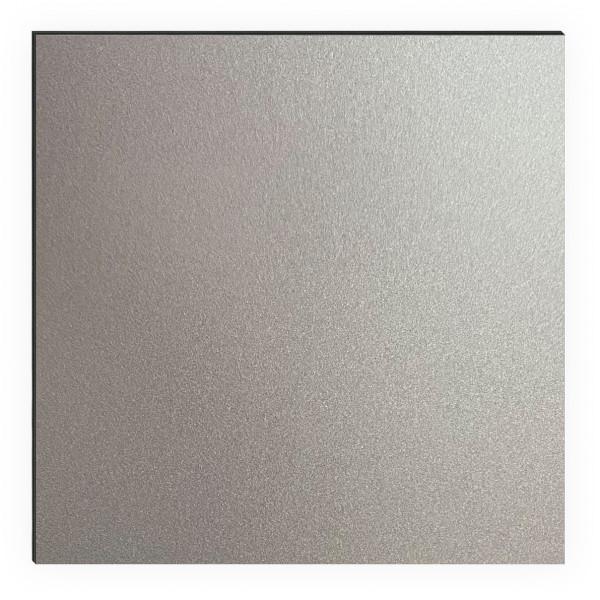 Kitchen Panel Silber Metallic
