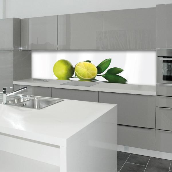 Kitchen Panel Limette 2