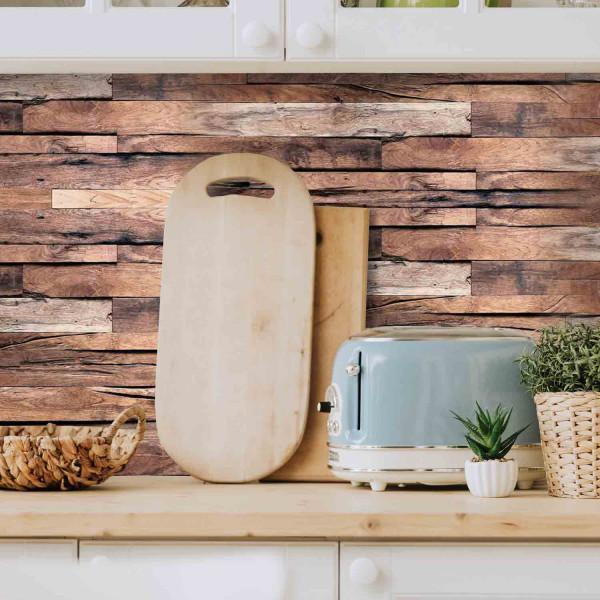 Kitchen Panel Wood Wall