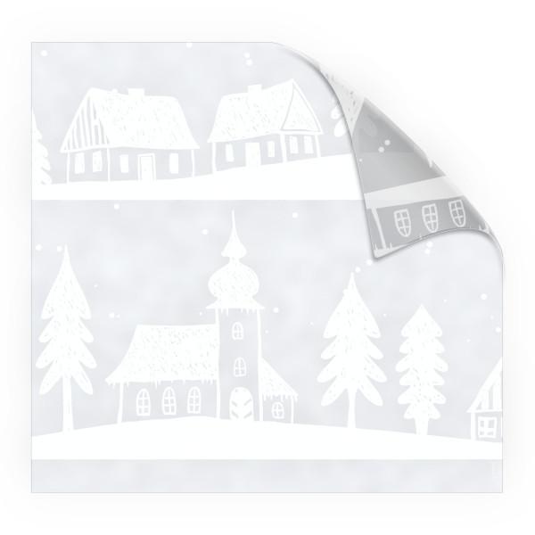 Winter Village White 1