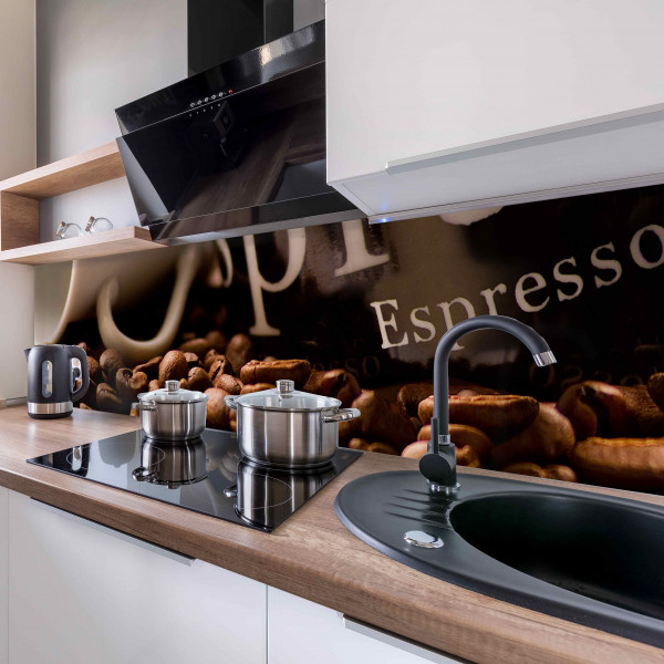 Kitchen Panel Espressotasse