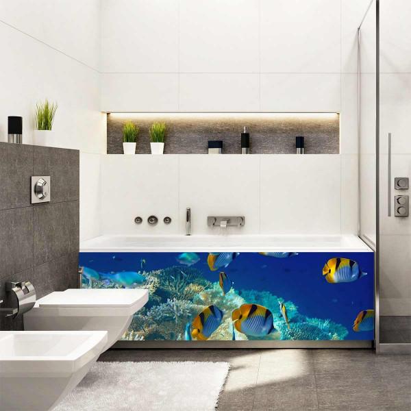 Shower Unterwasser 2