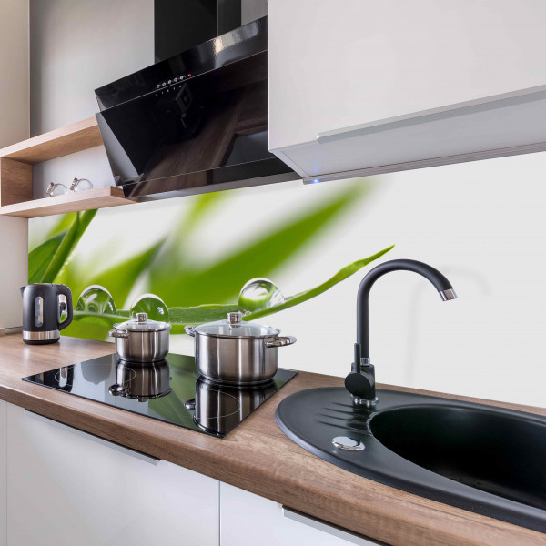 Kitchen Panel Dew Drop