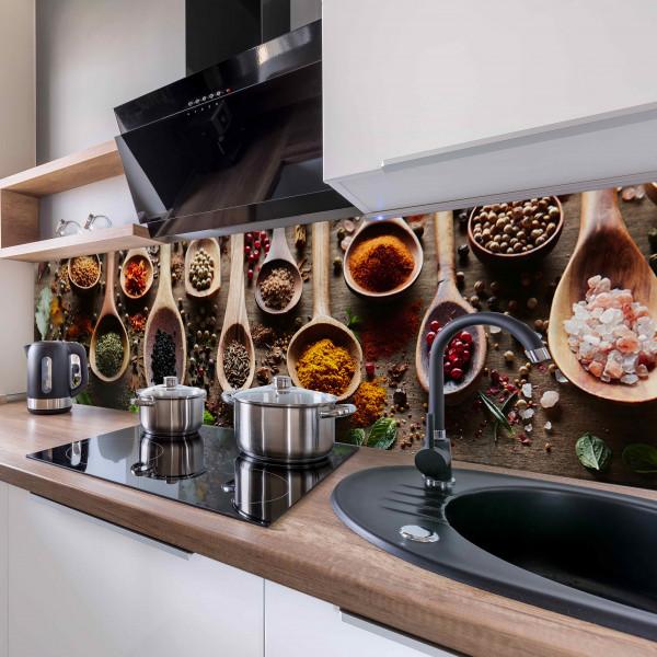 Kitchen Panel Spicy Kitchen